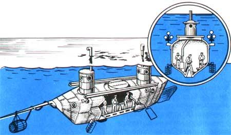 великие изобретения лодка